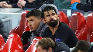 Ce n'est pas le moment de rire du coronavirus. Diego Costa en a fait les frais, lors de la qualification de son équipe, en Ligue des Champions, sur la...