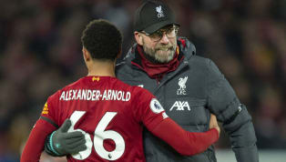 Him ​Liverpool manager Jürgen Klopp has confessed that he was impressed by right-back Trent Alexander-Arnold from the moment he first saw him. When Klopp...