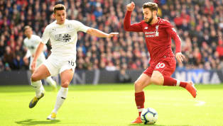 Jurgen Klopp singled out Adam Lallana for praise after the midfielder put in an impressive performance during Liverpool's 4-2 win over Burnley on Sunday...