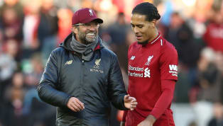 ​Liverpool manager Jurgen Klopp has picked Virgil van Dijk, Sadio Mane and Mohamed Salah as strong contenders to win the PFA Player of the Year award at the...