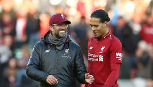 ​Jurgen Klopp delivered a congratulatory message to Virgil van Dijk after the defender picked up the PFA Player of the Year award for this season. The Dutch...