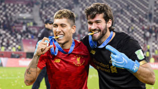 ​Liverpool goalkeeper Allison has opened up on the emotional baptism of Roberto Firmino, and revealed he brings his guitar along when the pair meet up to...
