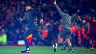 Former West Brom defender Jonas Olsson has revealed he would have 'knocked Jurgen Klopp down' after the Liverpool manager's wild celebrations against Everton...