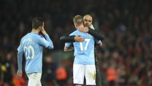 Sau trận thua của Manchester City trước Liverpool tối 10.11 qua, Pep Guardiola có vẻ như đã gián tiếp thừa nhận hết khả năng vô địch Ngoại hạng Anh. Thống kê...
