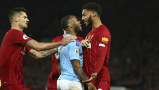 ​Raheem Sterling has been dropped from the England squad to face Montenegro on Thursday after an altercation with teammate Joe Gomez during a training...