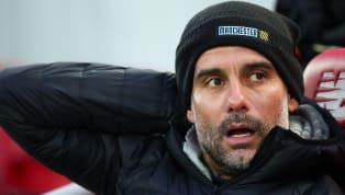 Pep Guardiola y elManchester Cityestán cuajando por el momento uno de sus peores inicios de campaña enPremier League. El conjunto inglés marcha cuarto a...