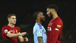 ​Joe Gomez was asked by the Football Association if he wished to report Raheem Sterling to the police, after the pair were involved in a physical altercation...