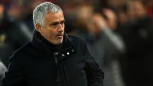 """Gut einen Monat nach seinerEntlassungbeiManchester United fühlt sich José Mourinho """"glücklich"""", doch der Portugiese hat offenbar nicht ganz mit seinem..."""