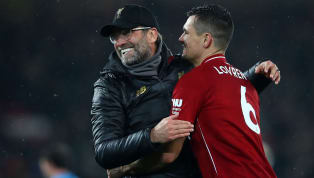 ​Dejan Lovren has revealed Jurgen Klopp told the Liverpool team to believe they could beat Barcelona before their historic Champions League victory on Tuesday...