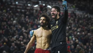 Liverpool inched closer to the Premier League title with a 2-0 victory over Manchester United at Anfield. Virgil van Dijk and Mohamed Salah got the goals for...
