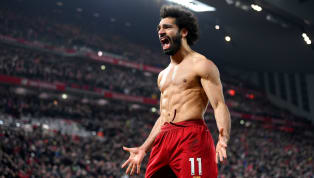 Mohamed Salah has revealed scoring against Manchester United was his January highlight after being named Liverpool's player of the month.  The Egypt...