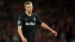 Salzburgs Erling Haaland ist der neue große Shootingstar in Europa. Der 19-jährige Mittelstürmer machte in den letzten Monaten mit zahlreichen Treffern auf...