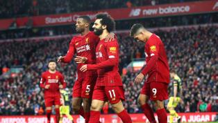 Liverpool hiện đã trải qua 42 trận bất bại kéo dài từ năm 2019 đến 2020 và góp mặt trong top 9 chuỗi trận bất bại dài nhất lịch sử. Nhưng Liverpool hiện đang...