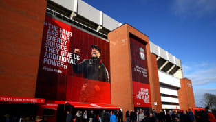 Liverpool's ongoing redevelopment of Anfield could see the famous stadium join Wembley and Tottenham Hotspur Stadium in hosting NFL games in years to come,...