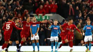 Liverpoolhanya bisa bermain imbang kontra lawannya, Napoli di laga lanjutan fase grup E kompetisiChampions League2019/20 dengan skor 1-1. Tim tamu...