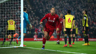Top Liverpool were back to their frightening bestas the Premier League leaders thumped Watford 5-0 at Anfield. After settling the quicker of the two sides,...