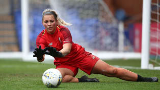 Liverpool Women's goalkeeper Frank Kitching has shared images showingthe extent of a horrific facial injury she sustained during a training session prior...