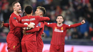 Liverpool showed the stuff of championsin their 2-0 win away at RB Salzburg on Tuesday night, as two goals in as many minutes secured their routeto the...