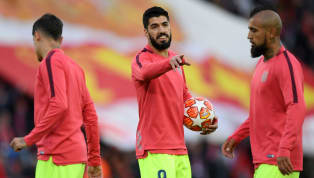 ​Luis Suarez will miss the remainder of Barcelona's season after undergoing surgery on his right knee, the club have confirmed. Barça had previously revealed...