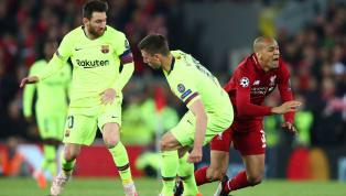 Cựu danh thủFrank Leboeuf của Chelsea khẳng định, dù rất thích Barcelona nhưng ông cảm thấy vui vì đội bóng xứ Catalan không thể vào được chung kết UEFA...