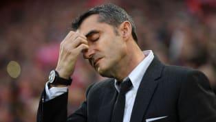 Ernesto Valverde concentre les critiques du côté des fans Barcelonais, et cela ne semble pas s'arranger. La défaite du FC Barcelone en demi-finale de Ligue...