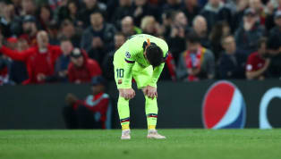 ElFC Barcelonadepende tanto del argentino a la hora de anotar en Europaque, en las últimas tres temporadas, el segundo máximo goleador es la cantidad de...