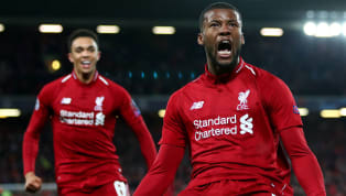Liverpool midfielder Georginio Wijnaldum​ has claimed that winning the Champions League over Premier League rivals Tottenham would be a 'deserved' end to...