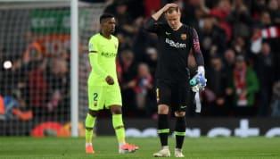 Après avoir perdu Ousmane Dembélé, Arthur, Luiz Suarez et Philippe Coutinho, blessés, le FC Barcelone devra faire sans son gardien titulaireMarc-Andre ter...