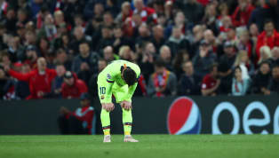 Barcelona superstar Lionel Messi has admitted he is still hurt by the club's humiliating exit from this season's Champions League, where the club threw away...