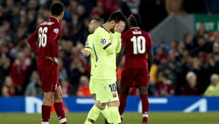 Lionel Messi warned his Barcelona teammates not to repeat their Champions League collapse to Roma at half-time in his side's ill-fated semi-final second leg...