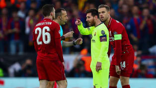 Andy Robertson has admitted that he regrets pushing Lionel Messi during Liverpool's thrilling Champions League semi-final with Barcelona last season. That...