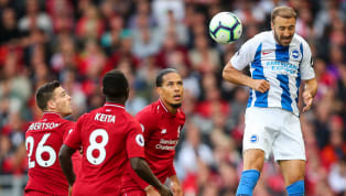 More ​Brighton take on Liverpool at the Amex in the Premier League on Saturday, with Jurgen Klopp's table-topping side looking to avoid their third defeat on...