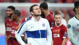 Frank Lampard đã tỏ ra buồn bã sau thất bại củaChelseatrướcLiverpoolở trận tranh Siêu Cup Châu Âu rạng sáng 15.8 với tỉ số 5-4 qua loạt luân lưu cân...