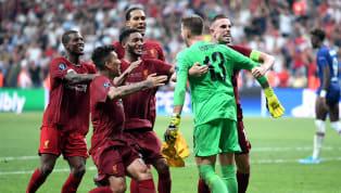 Kiper Liverpool, Adrian, membanjiri lini belakang The Reds dengan pujian setelah memulai musim 2019/20 dengan baik dan menjadi juara UEFA Super Cup. Adrian...