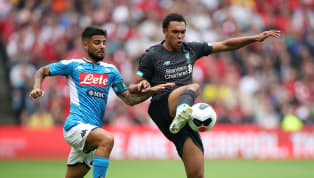 Liverpooldefender Trent Alexander-Arnold has heaped praise onNapolistar Lorenzo Insigne. The Reds full-back thinks that the Italian has a great...