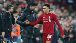 ​​Liverpool manager Jurgen Klopp has said that it was unbelievable that full-back Trent Alexander-Arnold played through pain for the full 90 minutes in the...