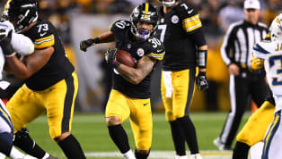 Steelers RB James Conner Upgraded to 'Questionable' After Friday Return to Practice