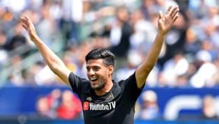 El delantero mexicano Carlos Vela continúa on fire en la Major League Soccer. En esta ocasión, la Hiena llegó a los 17 goles en sólo 18 partidos, una cifra...