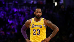 Poor Lakers fans. Getting their hopes up right now about the return of The King has to be a serious blow. A blow around the groin area, to be specific. The...