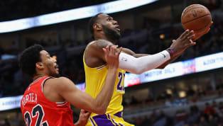 El dolor en la ingle vuelve a castigar aLeBron James.El astro deLos Angeles Lakersestá descartado para el partido de este martes contralos Milwaukee...