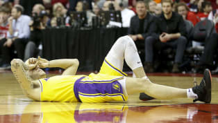 The injury bug keeps on infesting the Los Angeles Lakers this season.  With LeBron James and Rajon Rondo already out, the Lakers have been playing with a...