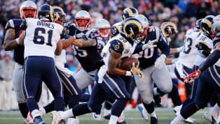 Only two teams remain standing in the 2018 season, and it's the New England Patriots and Los Angeles Rams, as they get ready tocompete in Super Bowl LIII....