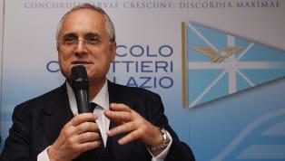 Claudio Lotito, presidente della Lazio, è intervenuto ai microfoni di Rai Sport, dopo la finale di Coppa Italia, vinta 2-0, contro l'Atalanta. Il patron è...