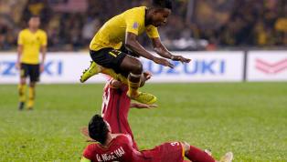 Báo Malaysia tố Việt Nam chơi xấu, dùng lối đá thô bạo để triệt hạ đối phương