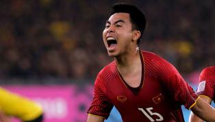 HLV Park Hang-seo lên tiếng chia sẻ về tiền vệ Nguyễn Đức Huy cùng câu chuyện hài hước về ngôi sao này ở King's Cup 2019. Cụ thể, đó là khi tuyểnViệt...