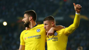 eden ​Chelsea bounced back from their 6-0 humiliation at Manchester City by putting one foot into the Europa League last 16 with victory over hardworking...