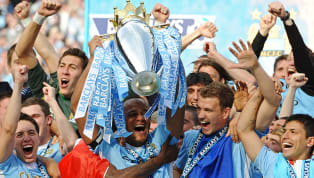 ​For years, Manchester City struggled to maintain their Premier League status and could only look on in envy at their triumphant city rivals. How the tides...