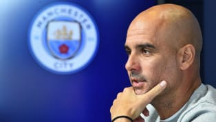 ​Pep Guardiola forgot which side he was managing in a press conference as he mistakenly referred to his ​Manchester City team as former club Bayern Munich....