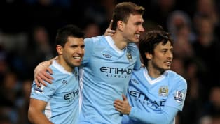 5 Players Who Have Scored 50 or More Premier League Goals for Manchester City