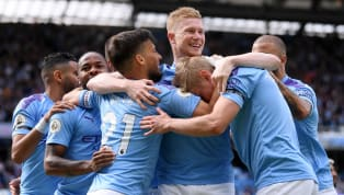 ulls ​Manchester City eased to victory against Brighton on Saturday afternoon, thanks to goals from Kevin De Bruyne, a brace from Sergio Aguero and a late...